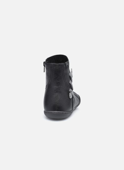 Bottines et boots Camper Peu Cami High Noa Noir vue droite