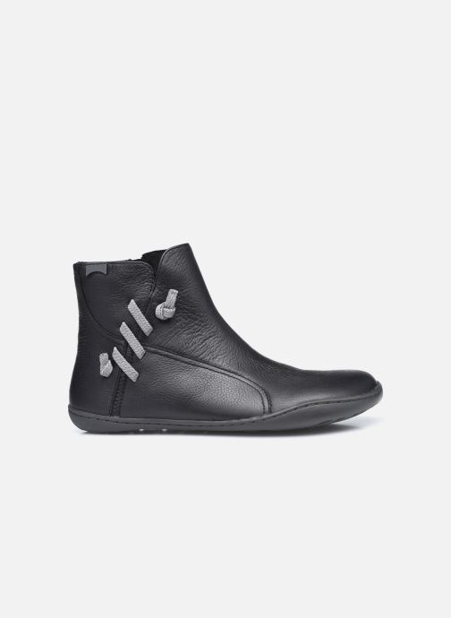 Bottines et boots Camper Peu Cami High Noa Noir vue derrière