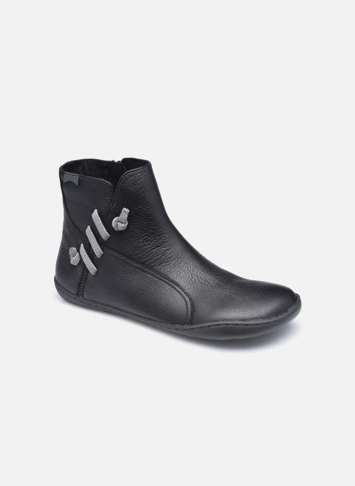 Bottines et boots Camper Peu Cami High Noa Noir vue détail/paire