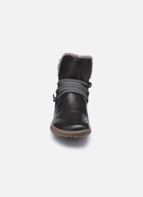 Stiefeletten & Boots Camper Peu Cami High 2 schwarz schuhe getragen