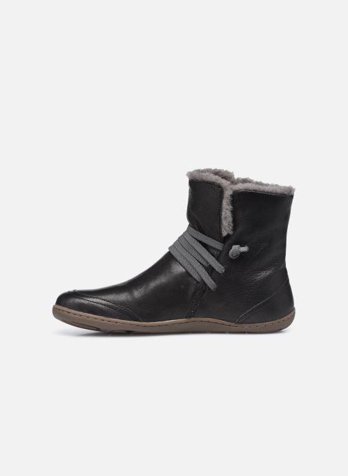 Stiefeletten & Boots Camper Peu Cami High 2 schwarz ansicht von vorne