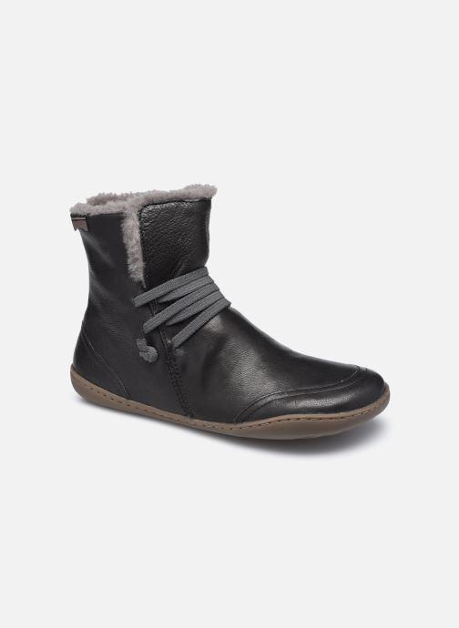 Stiefeletten & Boots Camper Peu Cami High 2 schwarz detaillierte ansicht/modell