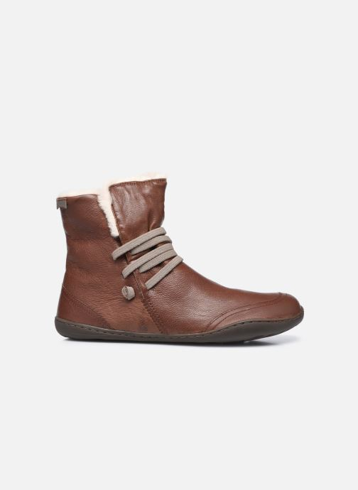 Bottines et boots Camper Peu Cami High 2 Marron vue derrière
