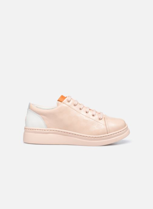 Sneakers Camper Twins Baskets 2 Beige immagine posteriore