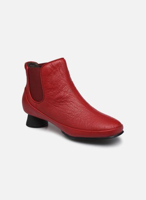 Ankelstøvler Camper Alright Rød detaljeret billede af skoene