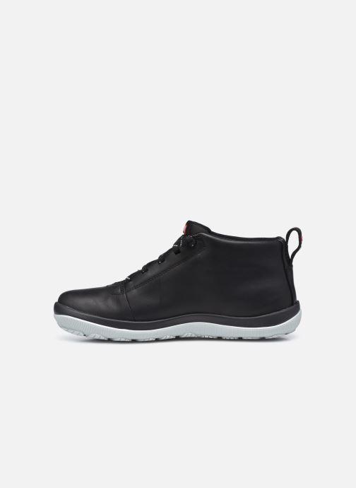 Sneaker Camper Peu Pista GM K400481 schwarz ansicht von vorne