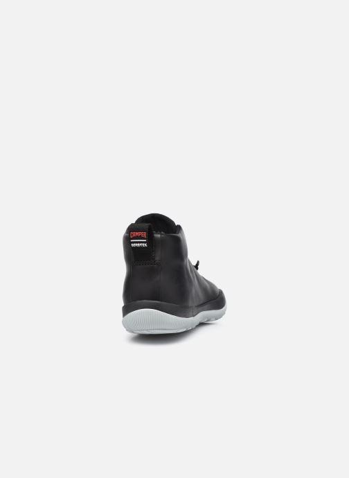 Sneaker Camper Peu Pista GM K400481 schwarz ansicht von rechts