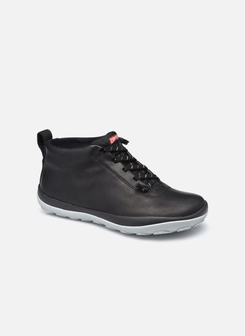 Sneaker Camper Peu Pista GM K400481 schwarz detaillierte ansicht/modell