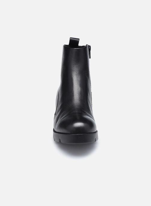 Botines  Camper Wanda Boots Negro vista del modelo