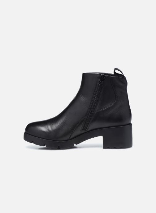 Stiefeletten & Boots Camper Wanda Boots schwarz ansicht von vorne