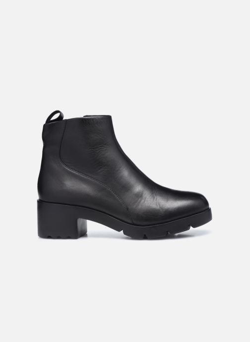 Botines  Camper Wanda Boots Negro vistra trasera