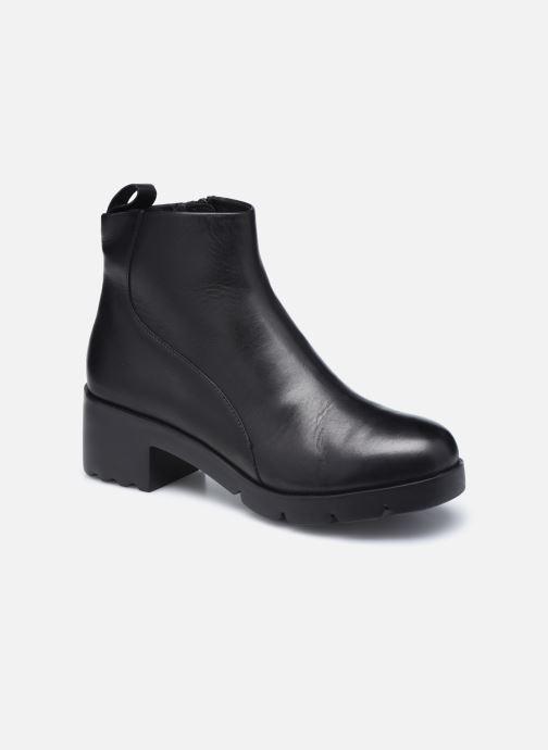 Botines  Camper Wanda Boots Negro vista de detalle / par