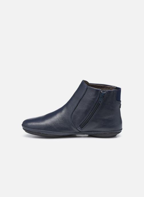 Bottines et boots Camper Right Nina Boots Bleu vue face