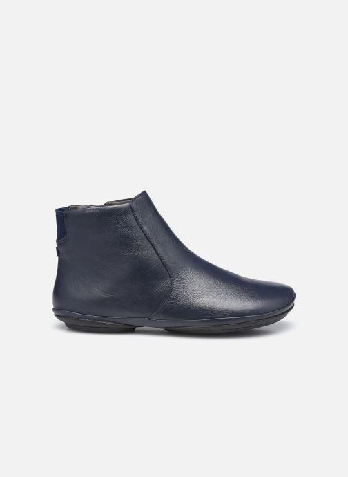 Botines  Camper Right Nina Boots Azul vistra trasera