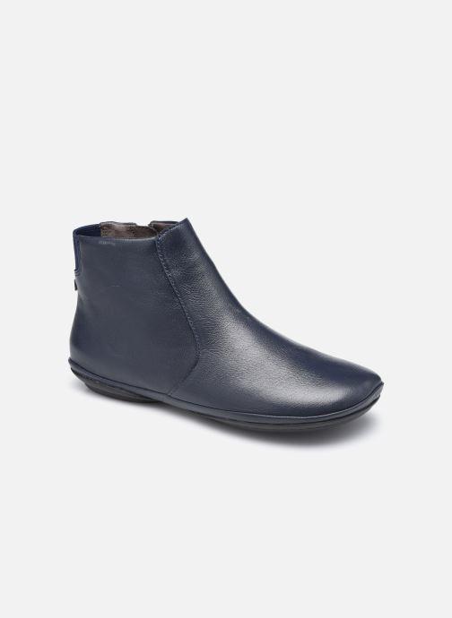 Bottines et boots Camper Right Nina Boots Bleu vue détail/paire