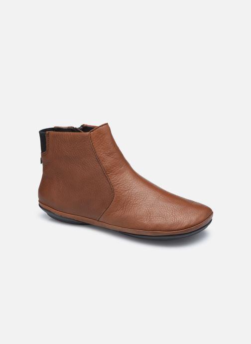 Bottines et boots Camper Right Nina Boots Marron vue détail/paire