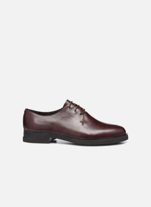 Chaussures à lacets Camper Iman Derby Marron vue derrière