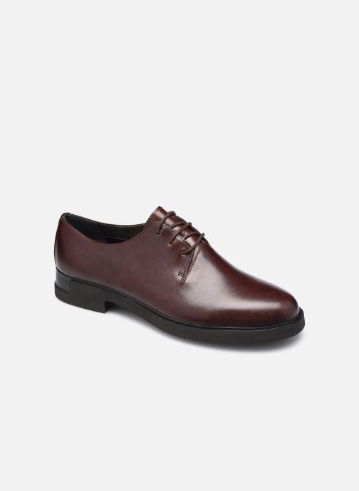 Chaussures à lacets Camper Iman Derby Marron vue détail/paire