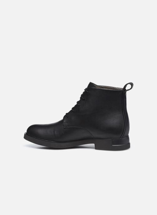 Bottines et boots Camper Iman Boots Noir vue face