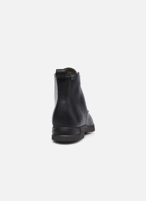 Bottines et boots Camper Iman Boots Noir vue droite