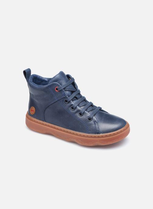 Sneaker Camper Kiddo Kids blau detaillierte ansicht/modell
