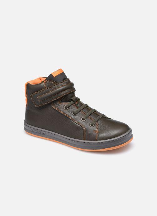 Sneakers Camper Runner Kids High Groen detail