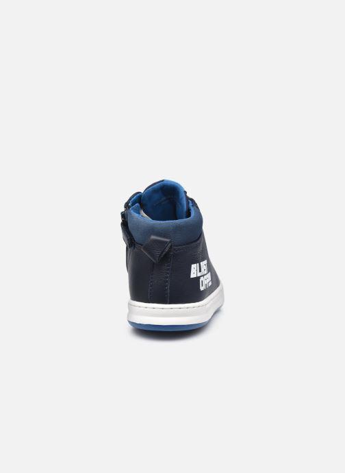 Sneakers Camper Runner Twins Azzurro immagine destra