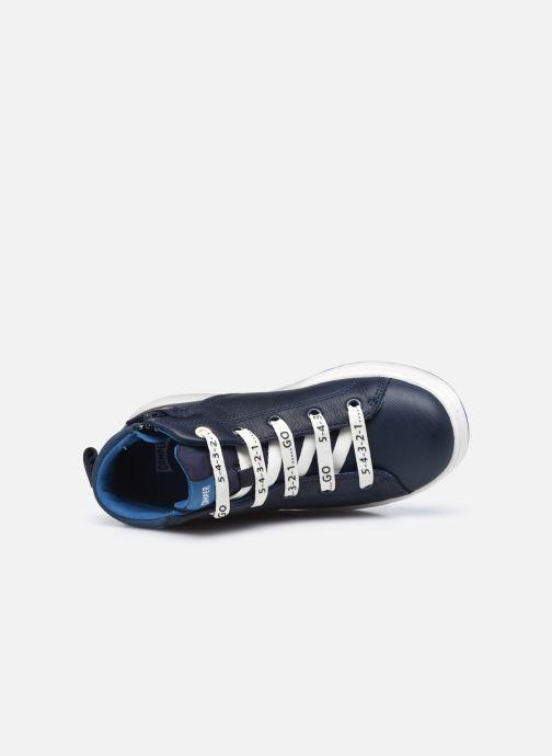 Sneakers Camper Runner Twins Azzurro immagine sinistra