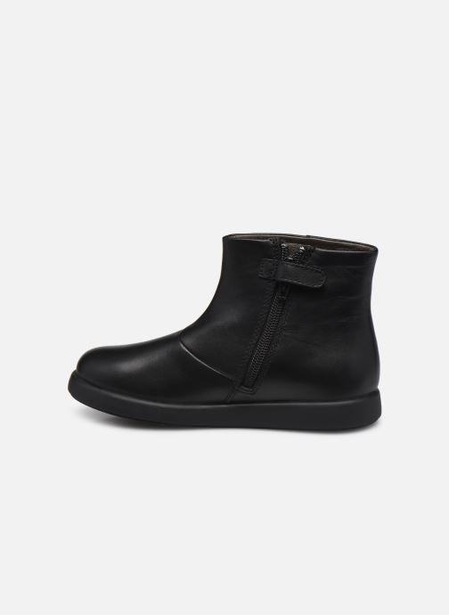 Bottines et boots Camper Duet Kids Noir vue face