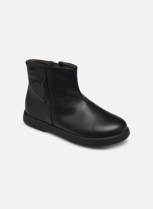 Bottines et boots Camper Duet Kids Noir vue détail/paire
