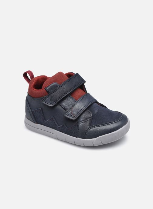Sneakers Clarks Rex Park T Azzurro vedi dettaglio/paio