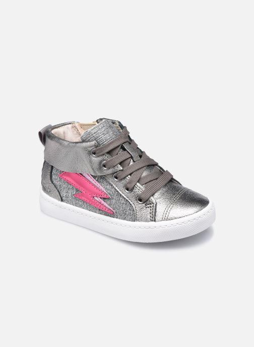 Sneakers Clarks City Myth T Argento vedi dettaglio/paio