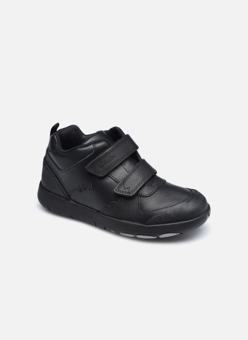 Sneakers Clarks Rex Crash K Nero vedi dettaglio/paio