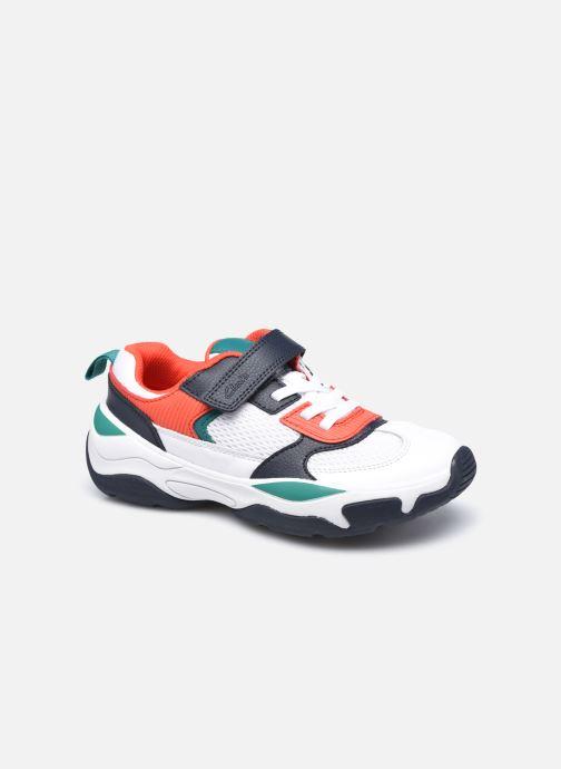 Sneaker Clarks Kuju Run K weiß detaillierte ansicht/modell
