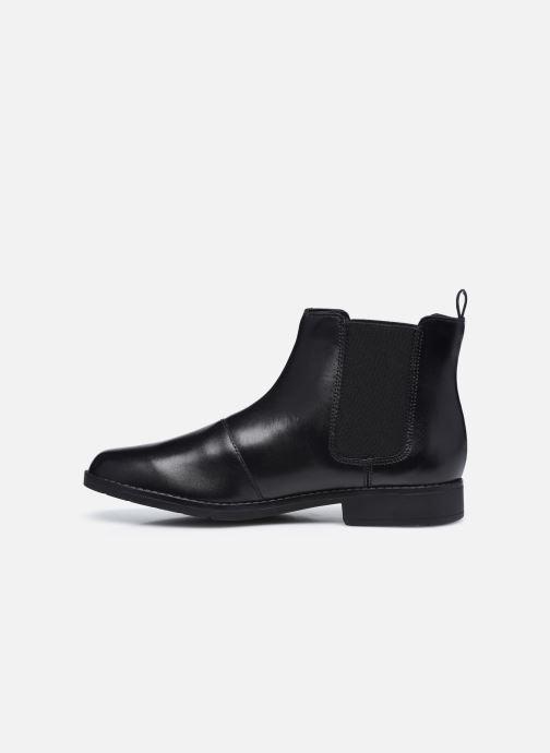 Stiefeletten & Boots Clarks Aubrie Walk Y schwarz ansicht von vorne