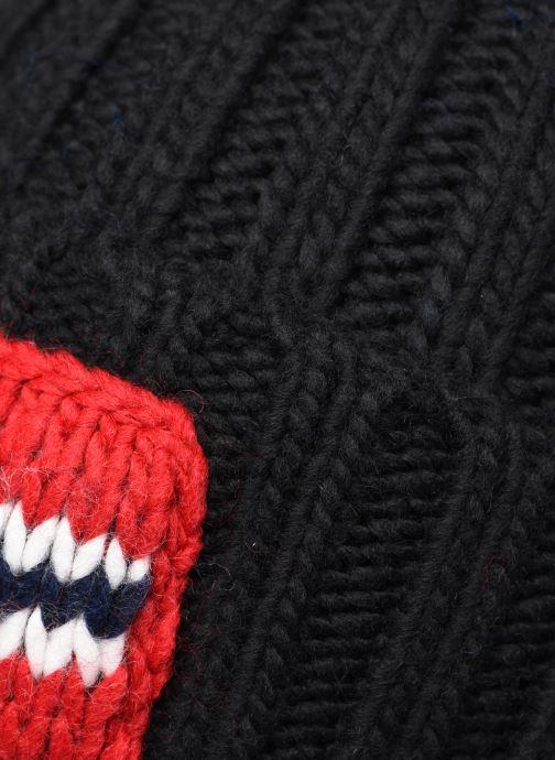 Bonnets Napapijri Semiury 3 Noir vue face