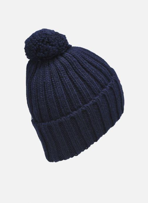 Bonnets Napapijri Semiury 3 Bleu vue portées chaussures