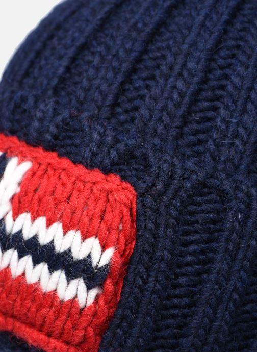 Mütze Napapijri Semiury 3 blau ansicht von vorne
