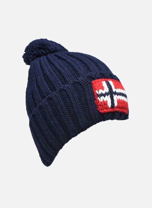 Bonnets Napapijri Semiury 3 Bleu vue détail/paire
