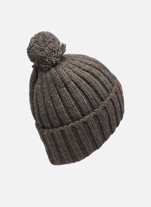 Mütze Napapijri Semiury 3 grau schuhe getragen