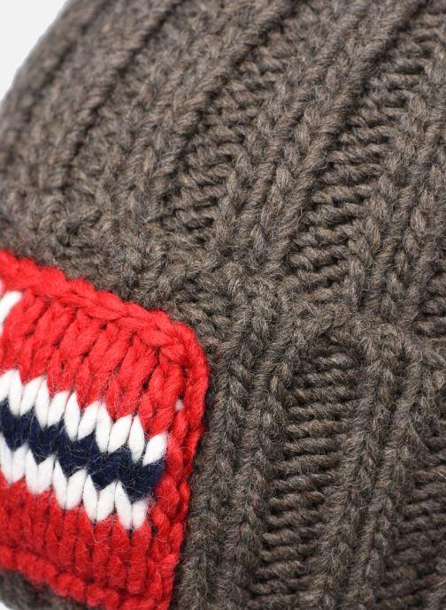 Bonnets Napapijri Semiury 3 Gris vue face