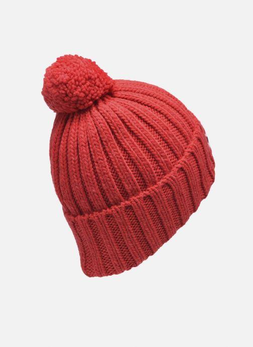 Mütze Napapijri Semiury 3 rot schuhe getragen