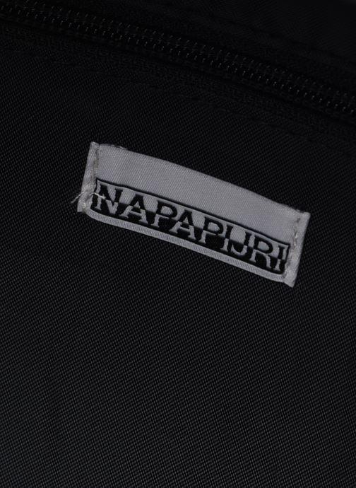 Rucksäcke Napapijri Voyage 2 schwarz ansicht von hinten