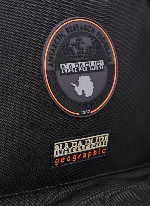 Rucksäcke Napapijri Voyage 2 schwarz ansicht von links