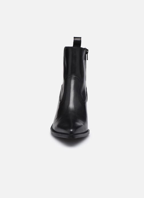 Bottines et boots Scotch & Soda ABBEY Noir vue portées chaussures