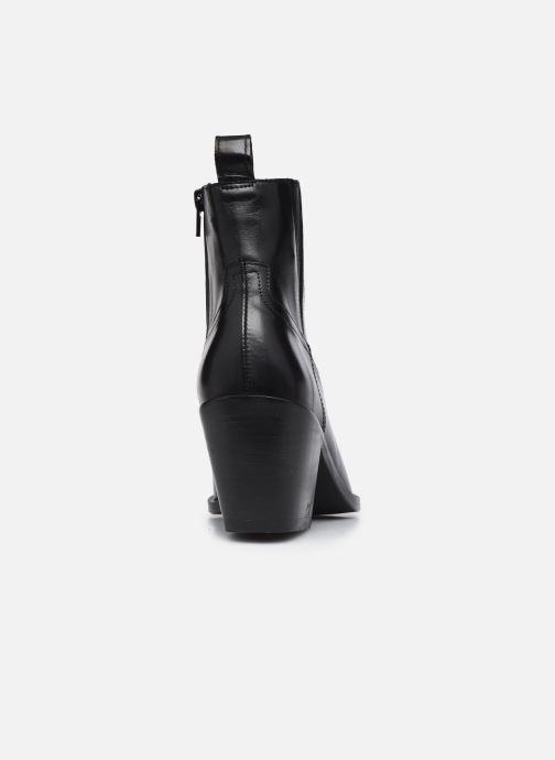 Bottines et boots Scotch & Soda ABBEY Noir vue droite