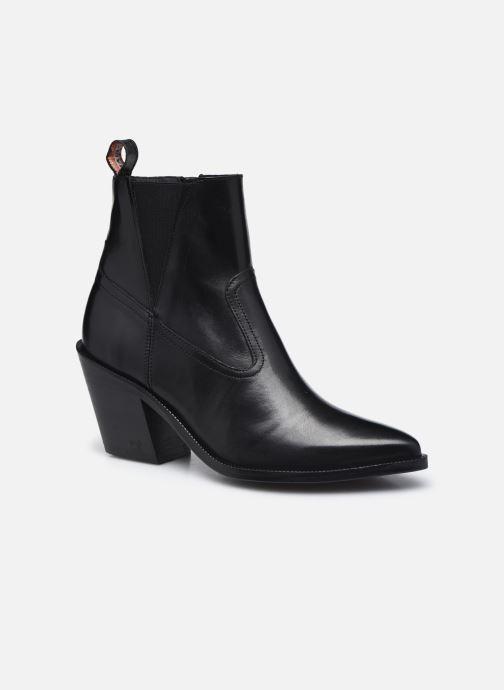 Bottines et boots Scotch & Soda ABBEY Noir vue détail/paire