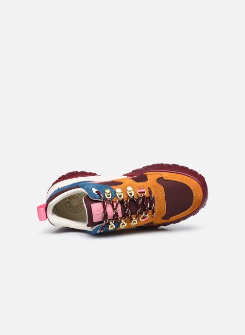 Baskets Scotch & Soda BELVA Multicolore vue gauche