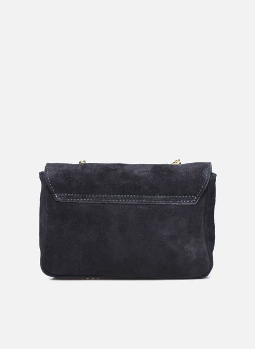 Handtassen Georgia Rose Martha Leather Blauw voorkant