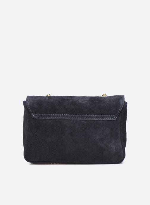 Bolsos de mano Georgia Rose Martha Leather Azul vista de frente